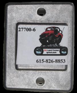 FJ40 FJ60 I/C REGULATOR, 1979-8707