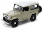 FJ40 TOY, 1/24 SCALE, TAN